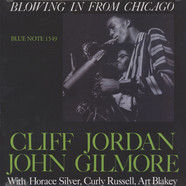 Cliff Jordan & John Gilmore - Blowing in from chicago