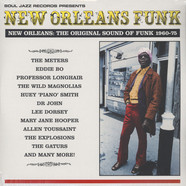 Soul Jazz Records presents - New Orleans Funk