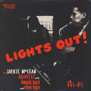 Jackie McLean Quintet - Lights out