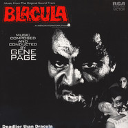Gene Page - OST Blacula