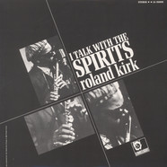 Rahsaan Roland Kirk - I talk with the spirits