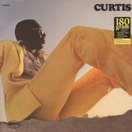 Curtis Mayfield - Curtis 180 Gram Vinyl Edition