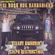 Boss Hog Barbarians, The (J-Zone & Celph Titled) - Steady Smobbin