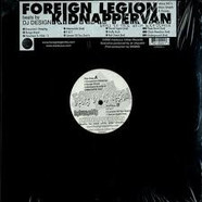 Foreign Legion - Kidnapper Van: Beats To Rock While Bike Stealin' (Instrumentals)