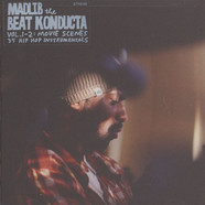 Madlib - Beat Konducta Volume 1 & 2 - Movie Scenes