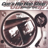 DJ Cue - Cue's Hip Hop Shop Volume 1