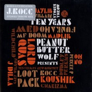 Peanut Butter Wolf presents - Stones Throw ten years