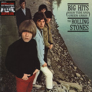 Rolling Stones, The - Big hits (high tide and green grass) remastered
