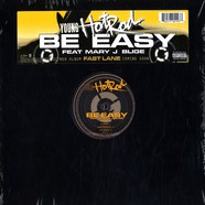 Young Hot Rod of G-Unit - Be easy feat. Mary J.Blige