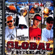 Europe's Most Wanted DJs present - Global threat