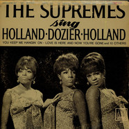 Supremes, The - Supremes Sing Holland, Dozier, Holland