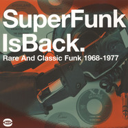 V.A. - Super funk 5 - is back