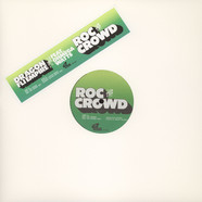 Dragon Fli Empire - Roc the crowd feat. Ohmega Watts of Lightheaded