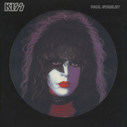 Kiss - Paul Stanley Picture Disc Edition