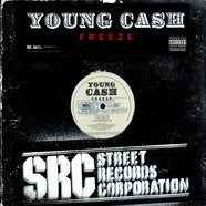 Young Cash - Freeze