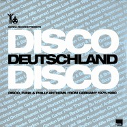Marina Records presents - Disco Deutschland Disco