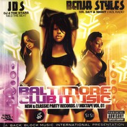 JDS & Benja Styles - Baltimore club music