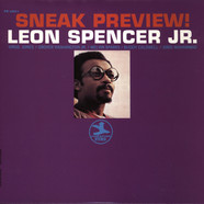 Leon Spencer Jr. - Sneak preview!