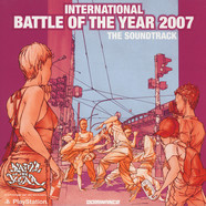 International Battle Of The Year - 2007 - the soundtrack