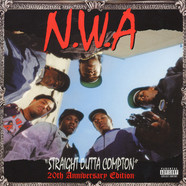 NWA - Straight Outta Compton 20th Anniversary Edition
