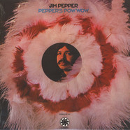 Jim Pepper - Pepper's pow wow