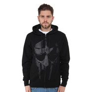 MF Doom - Mask Zip-Up Hoodie