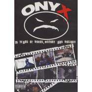 Onyx - 15 years of videos, history and violence