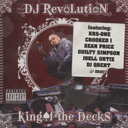 DJ Revolution - King of the decks
