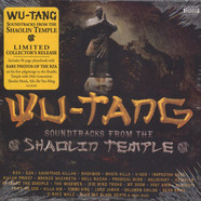 Wu-Tang - Soundtracks from the Shaolin temple