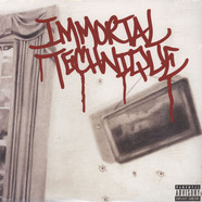 Immortal Technique - Revolutionary Volume 2 Black Vinyl Edition