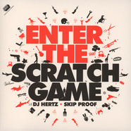 DJ Hertz - Enter The Scratch Game Volume 1 Black Vinyl Edition