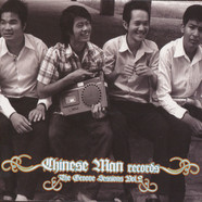 Chinese Man Records - The Groove Sessions Volume 2