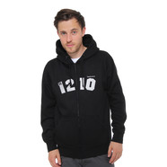 DMC & Technics - 1210 Zip-Up Hoodie