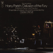 Harry Partch - Delusion Of The Fury