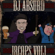 DJ Absurd - 18 Cops Volume 1