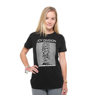 Joy Division - Unknown Pleasures Women T-Shirt
