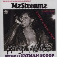 Mz. Streamz & Aaron Lacrate - It's Alive - Hosted by Fatman Scoop