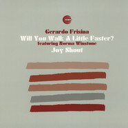 Gerardo Frisina - Will You Walk A Little Faster?