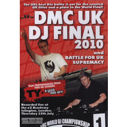 DMC DJ Championships - 2010 UK DJ Final