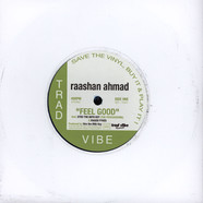 Raashan Ahmad of Crown City Rockers - Feel Good / Sunshine