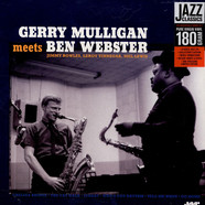 Gerry Mulligan & Ben Webster - Mulligan Meets Webster