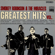 Smokey Robinson & The Miracles - Greatest Hits Vol.2
