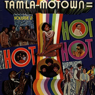 V.A. - Tamla Motown Is Hot, Hot, Hot Volume 2