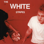 White Stripes, The - Let's Shake Hands / Look Me Over Closely