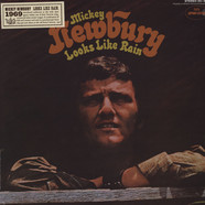 Mickey Newbury - Looks Like Rain