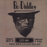 Bo Diddley - Live 1984