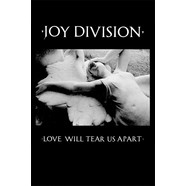 Joy Division - Love Will Tear Us Apart Poster