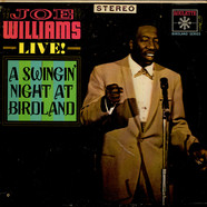 Joe Williams - A Swingin' Night At Birdland