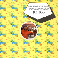 Rashad And Spinn / R.P. Boo - Rashad And Spinn Meet Tshetsha Boys / R.P. Boo Meets Shangaan Electro