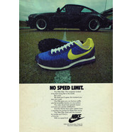 Nike - Speed Limit Poster